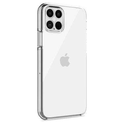 PURO Impact Clear Etui do iPhone 12 / 12 Pro