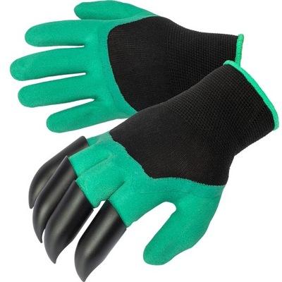 перчатки перчатки садовое ГРАБЛИ, РЫХЛИТЕЛЬ КОГТИ