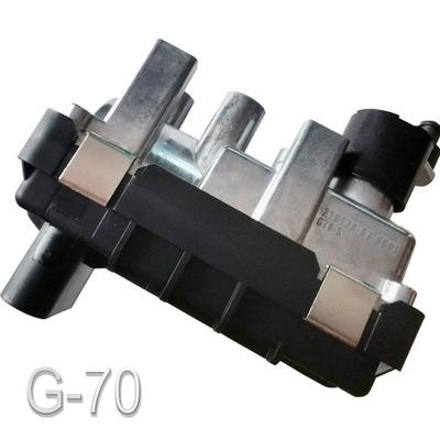 НАПРАВЛЯЮЩАЯ ТУРБИНЫ G-70 VW TOUAREG 3.0 V6 TDI