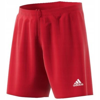 Adidas Spodenki Sportowe Męskie Czerwone rozmiar L