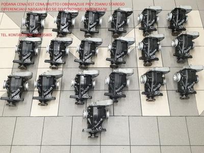 DIFERENCIAL EJE BMW E87 E90 3.91 RENOVACIÓN 7524325