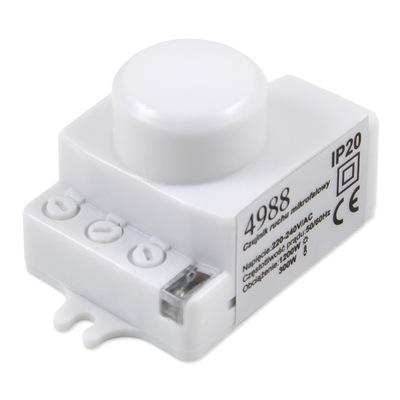 Датчик движения сумерки LED сенсор микроволновая печь