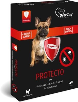 PROTECTO Max obroża over zoo 43cm max ochrona