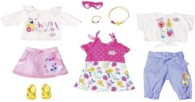 828793 BABY BORN oblečenie Set pre jarné dni