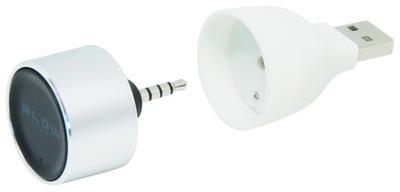 Transmiter Bluetooth BLOW AUX IN + USB mikrofon