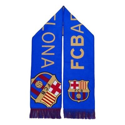 FC BARCELONA SZALIK TKANY DLA KIBICA