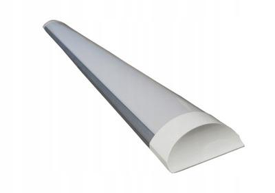 garażowa lampa ledowa 120 cm led 230v