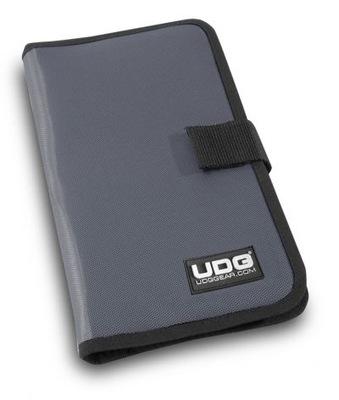 UDG Ultimate CD Wallet 24 Steel Grey, Orange