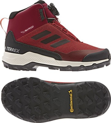 Buty zimowe adidas Terrex Winter Mid J G26085 36
