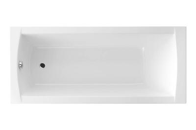 VYNIKAJÚCA KÚPEĽŇA AQUARIA 170x75 + CHROMOTERAPIA 4 LED