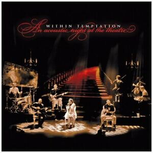 WITHIN TEMPTATION - AN ACOUSTIC NIGHT AT THE (CD)