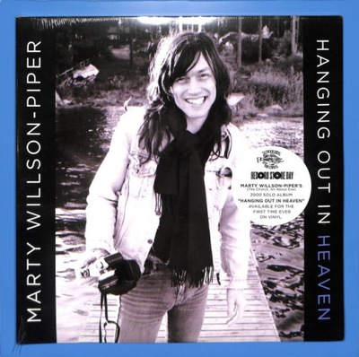 Marty Willson-Piper - Hanging Out... 2LP US NEW