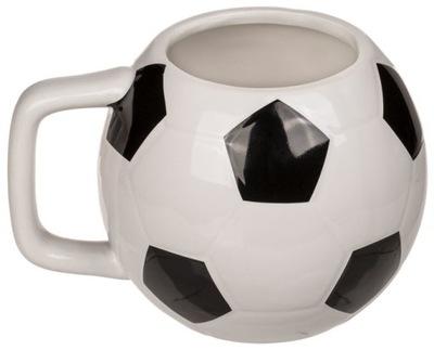 KUBEK KIBICA PIŁKA ceramiczny 330 ml football