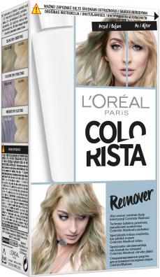 L'Oréal COLORISTA Remover Dekoloryzator farb
