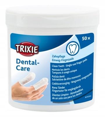 Trixie Dental Care na CZYSTE ZĘBY psa kota, 50 szt