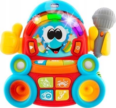 Zabawka interaktywna Chicco Songy Karaoke śpiewak