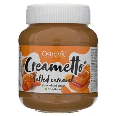 OstroVit Creametto o smaku słonego karmelu ZERO