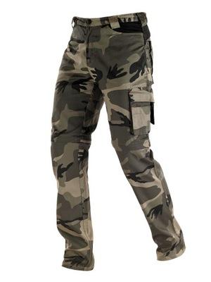 брюки рабочие защитные камуфляж 2 в 1 instagram разм. L