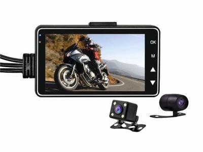 Профиль Wideo REJESTRATOR фотоцикл квад 2х камера полный HD, фото