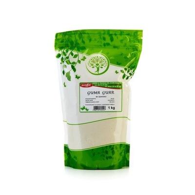 резинка GUAR 1 кг натуральная для ДЖЕМЫ AGNEX