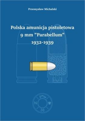 польский  боеприпасы пистолет. 9мм Парабеллум 1932 - 1939
