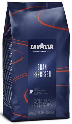 кофе ? зернах Lavazza Gran Espresso 1кг