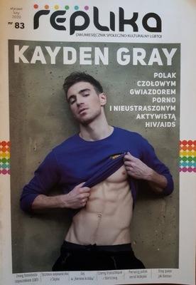LGBT+ Magazyn REPLIKA nr. 83 - wersja papierowa!!!