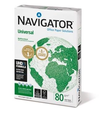 Papier xero NAVIGATOR Universal ryza 500 k. 80g/m2