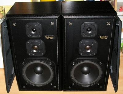 TECHNICS Kolumny SB-CS 65 60W/120W Music