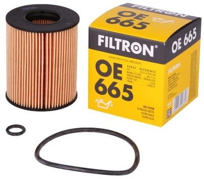Filtr oleju Filtron OE 665