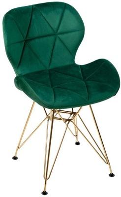 Мягкий стул бутылочный зеленый ??? гостиную