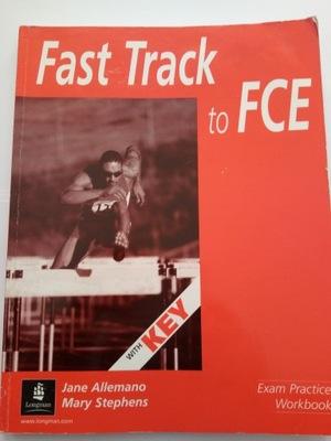 Fast Track to FCE Exam Practice Workbook Allemano