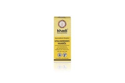 масло стимулирующее рост волос Khadi 10ml