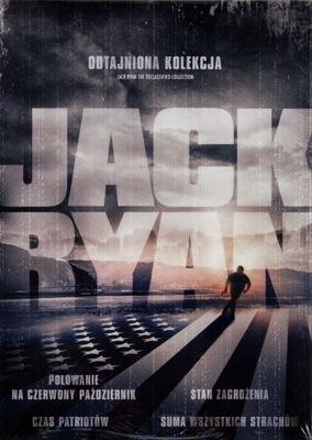 JACK RYAN: ODTAJNIONA KOLEKCJA: POLOWANIE NA CZERW
