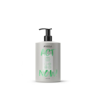 Indola Act Now wegański szampon regenerujący 1L