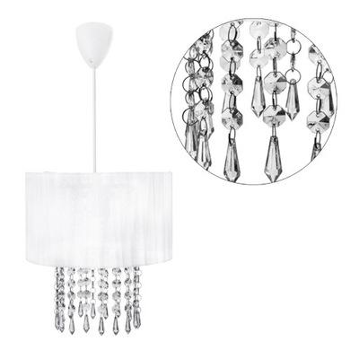 stropné svietidlo luster biela glamour Ala