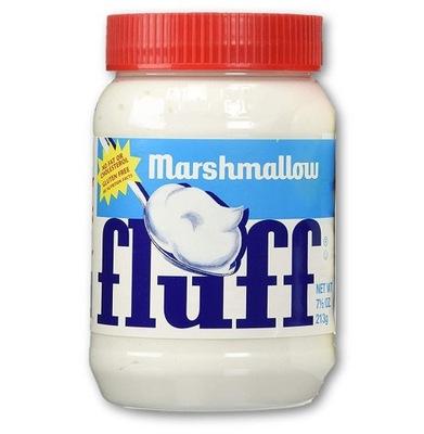 Pianka Fluff Marshmallow Vanilla 213g