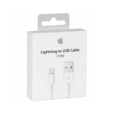 ORYGINALNY KABEL USB IPHONE 5 5S 6 7 8 X Lightning