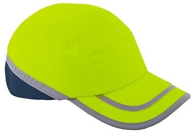 шапка - шлем antyskalpowa fluo КАЛЛУМ CXS seled.