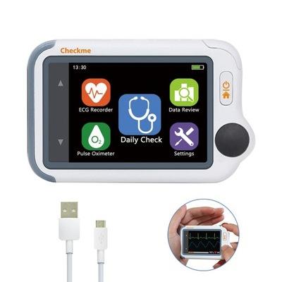 Monitor Zdrowia Checkme Ekg Pulsebit Ex 2 Osoby 10068063406 Oficjalne Archiwum Allegro