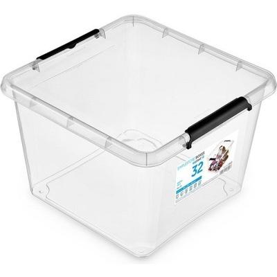 Pojemnik do Przechowywania SimpleStore 32L Orplast