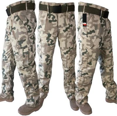 Spodnie Wojskowe Pustynna Burza BOJÓWKI L