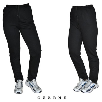 Spodnie dresowe dresy dla wysokich rozm XL
