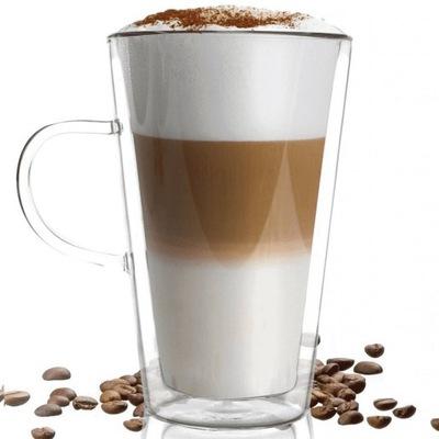 Szklanka termiczna do latte Amo 320 ml