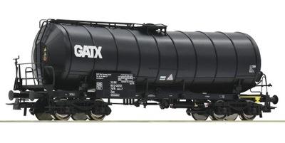 Wagon towarowy cysterna GATX Roco 76541 H0