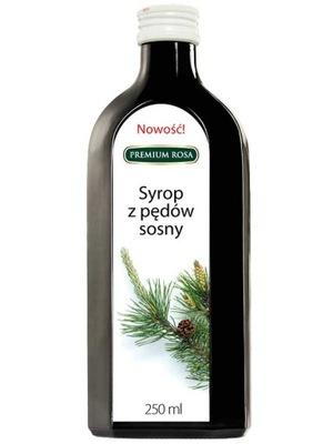 Syrop z pędów sosny 250 ml