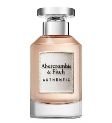 Abercrombie Fitch Authentic Woman 100ml EDP