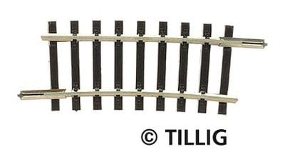 Трасса лук R24, Tillig 83114