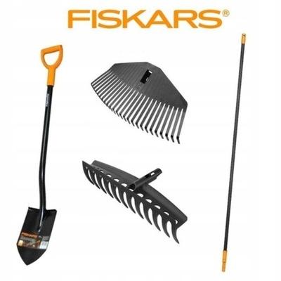 комплект Садовых Инструментов Solid Fiskars