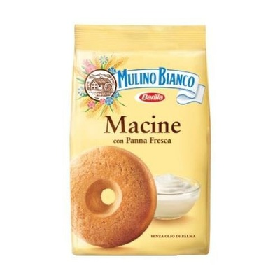 Mulino Bianco Macine-абрикосовое печенье 1000g